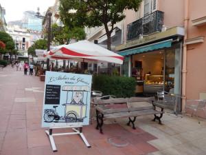 мороженое в Княжестве Монако