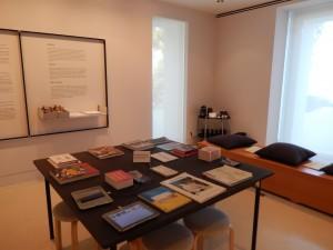 кофе, ай-пады и книги в музее Монако, вилла Палома