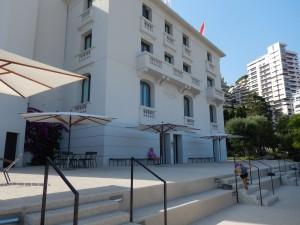 Новый Национальный Музей Монако - вилла Палома
