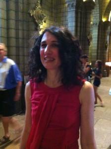 Екатерина Мельникова, концерт органной музыки в Соборе Монако 11.08.2013