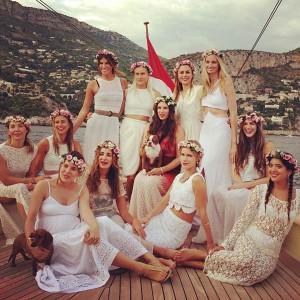 свадьба Андреа Казираги монако