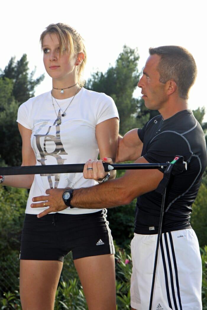 personal trainer coach monaco