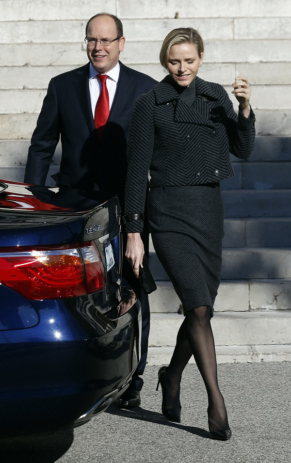принцесса Шарлин Монако