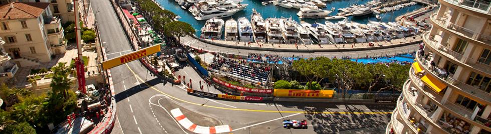 Гран При Монако 2014