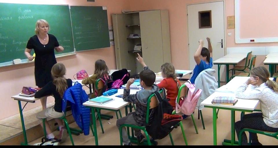 русская школа монако солнышко