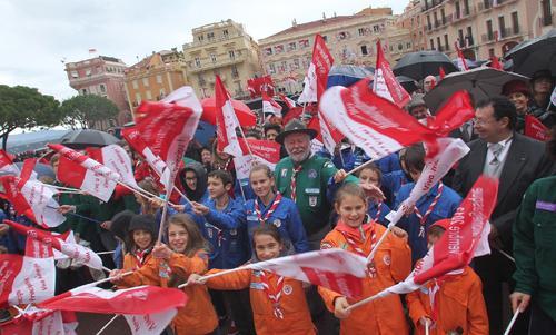 национальный день монако 19 ноября