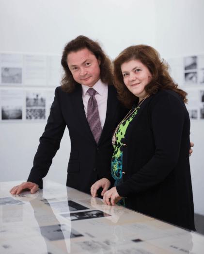 Екатерина и Владимир Семенихины