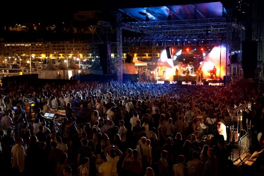 Праздник Музыки в Монако