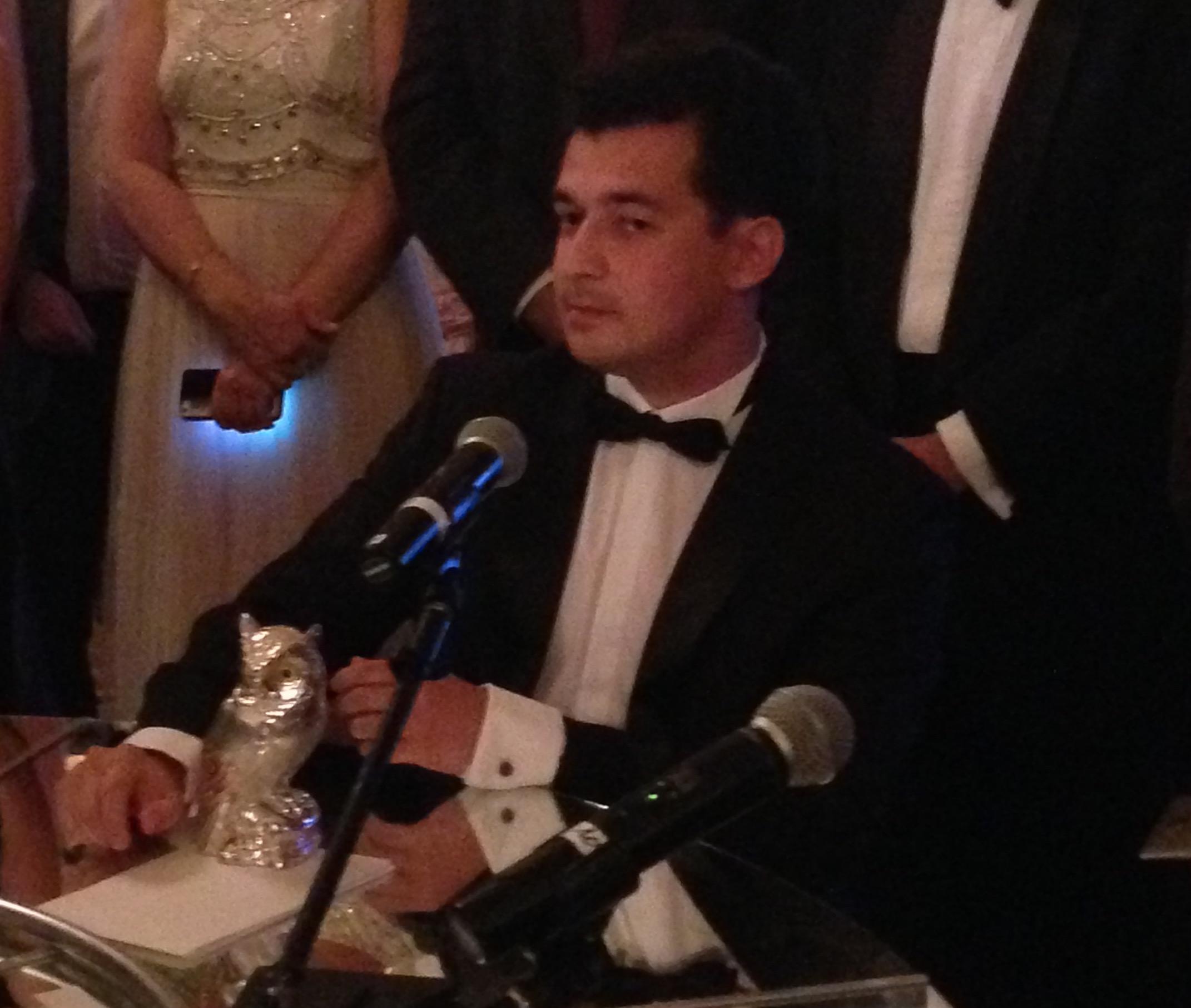 Азамат Рахимов , капитан команды победителя