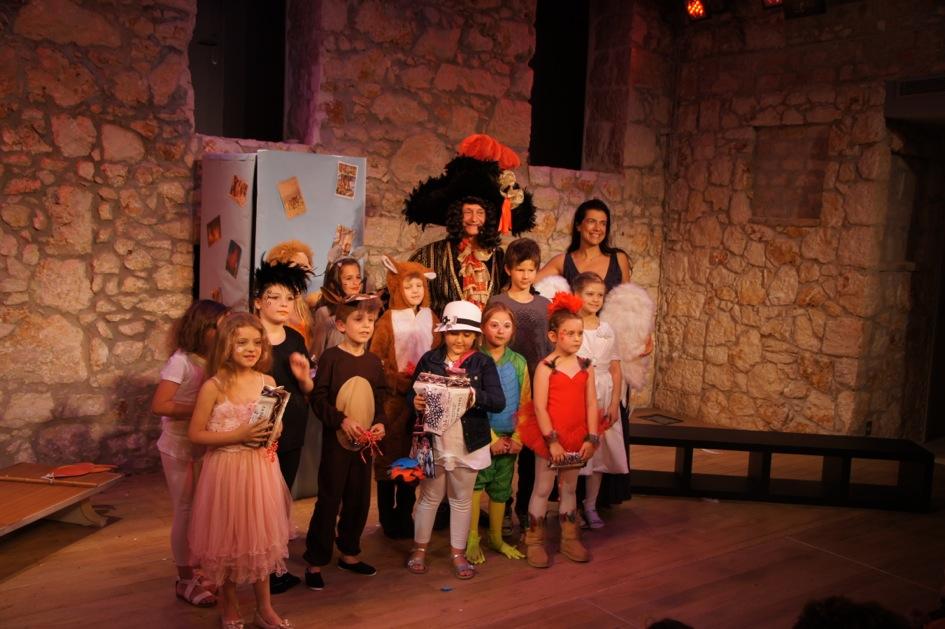 Théâtre des Muses приглашает на детские cпектакли