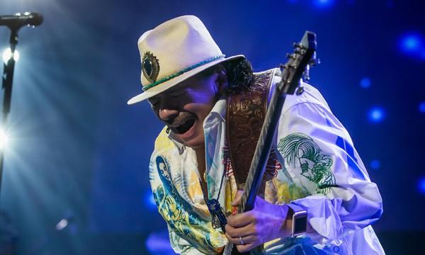 """Santana выступит в  Sporting с программой  """"The Corazón Tour"""""""