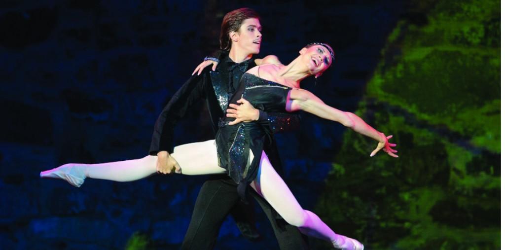 русский балет в монако
