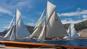 Неделя классических яхт в Монако