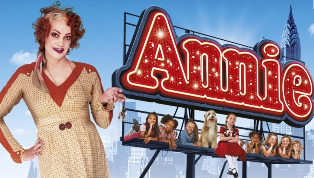 Семейный мюзикл «Annie»