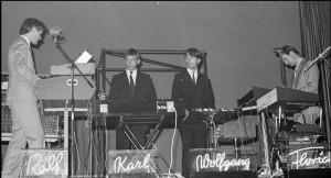 состав группы kraftwerk в 1976 году