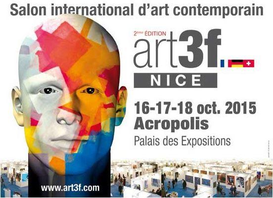 салон современного искусства в Ницце