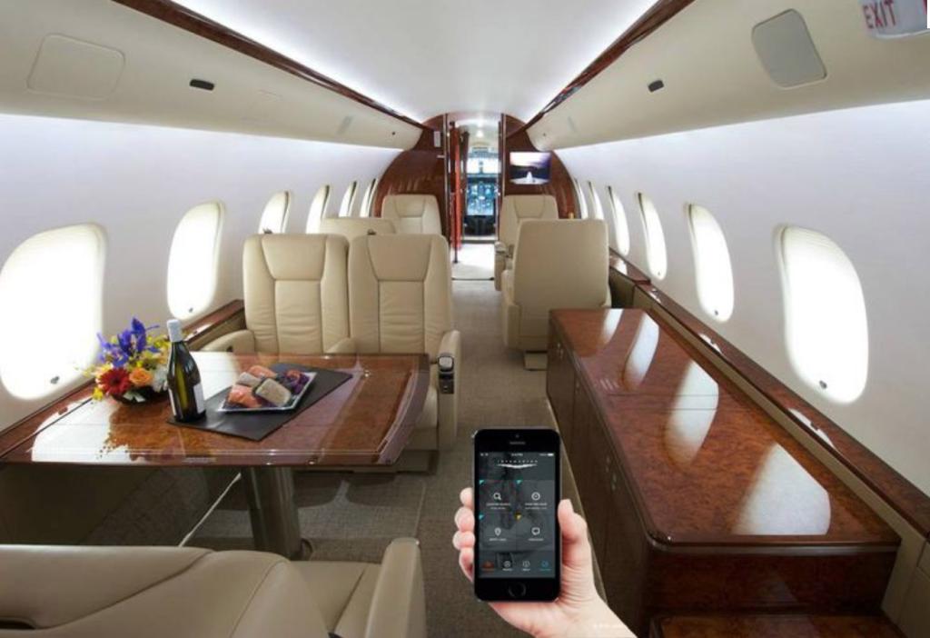 Забронировать частный самолет в Монако