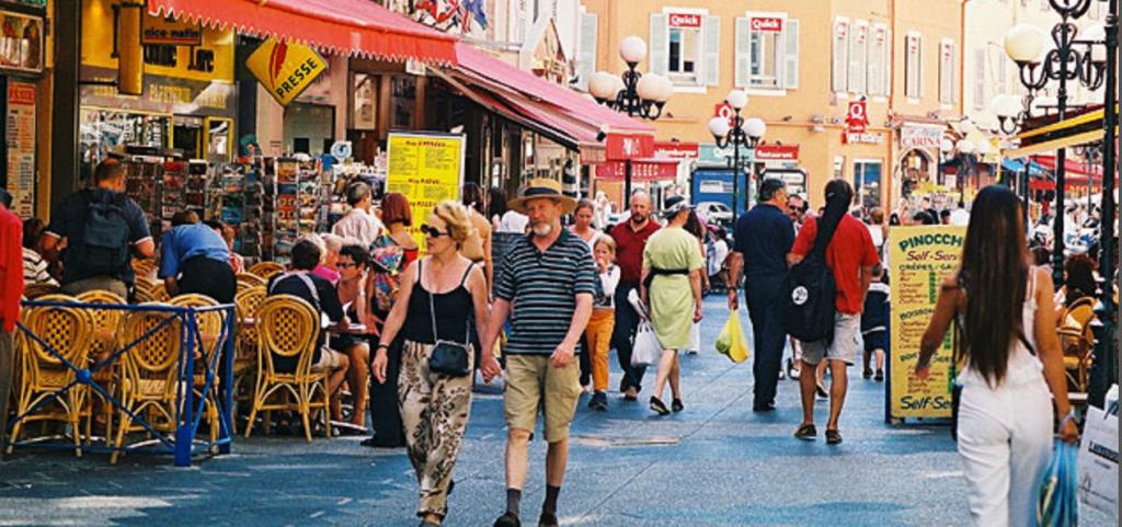 Улицы Ниццы