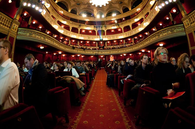 Театр Варьете в Монако