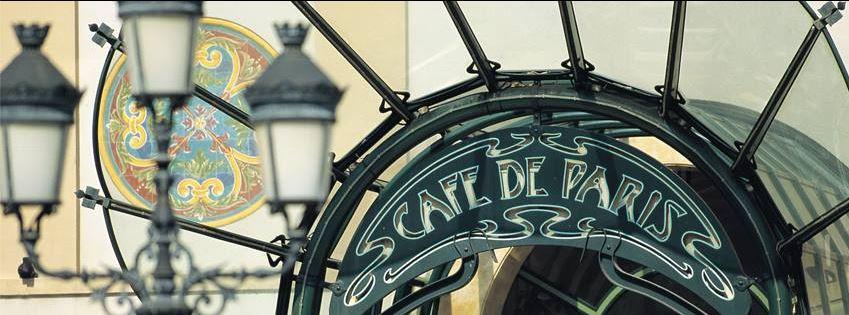Национальный день Монако в Café de Paris