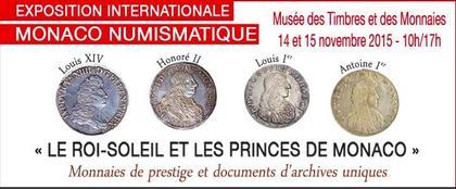 Монеты с изображениями князей Монако