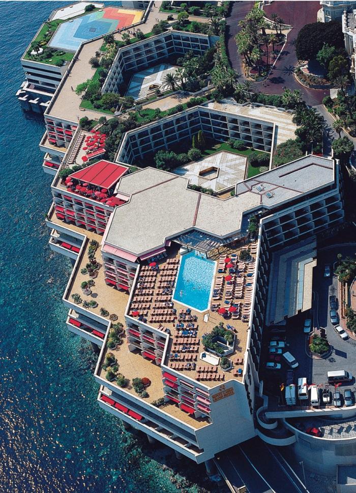 Отель Fairmont Monte-Carlo