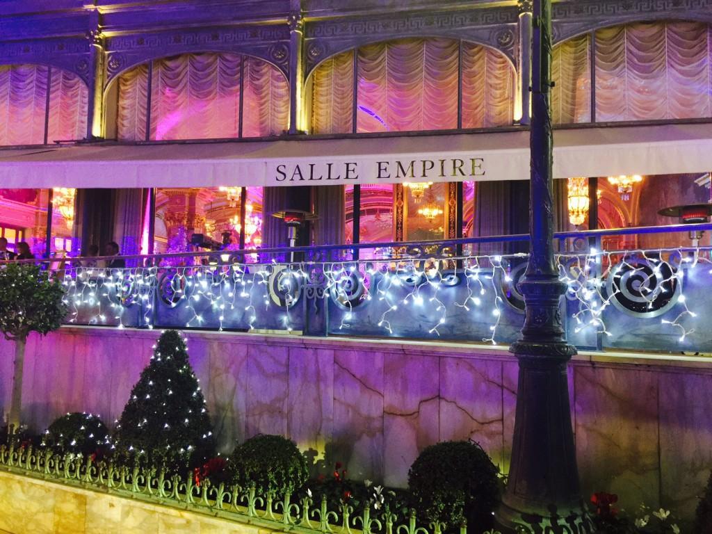 рождественский бал в отеле де пари