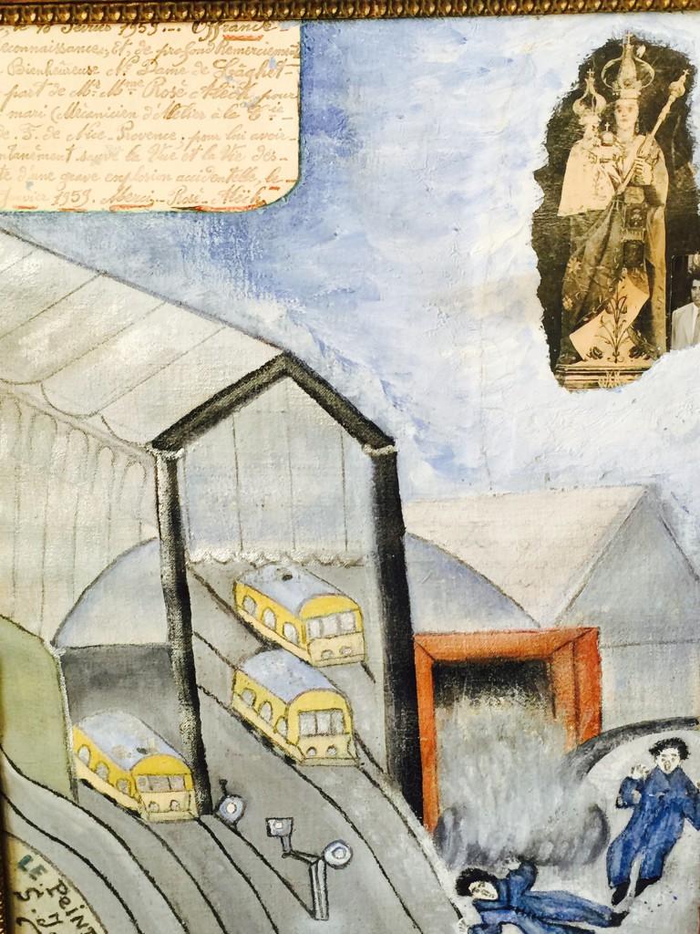Изображения в храме Лаге