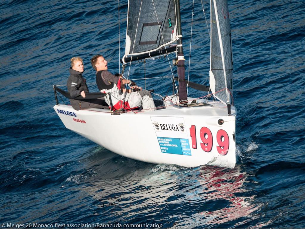 Melges 20 Beluga Cup в Монако