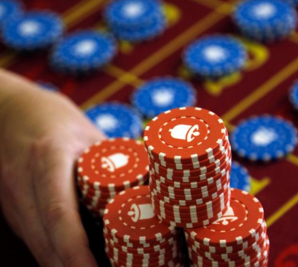 Фишки казино Монте-Карло