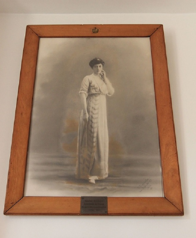 Великая княжна Анастасия Михайловна, покровительница Русского дома