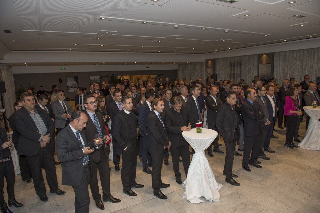 Открытие бизнес-клуба AS Monaco