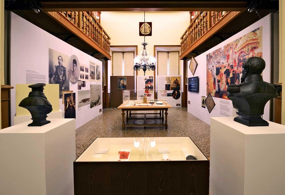 Выставка о Романовых и Гримальди