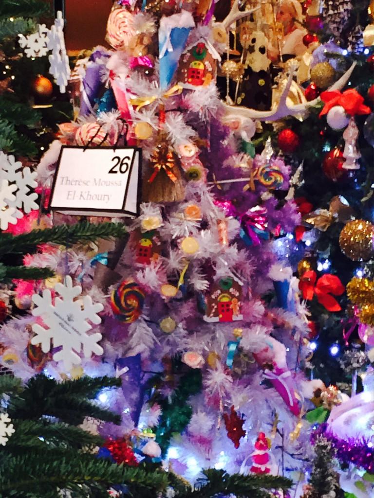 Аукцион елок в Отеле де Пари