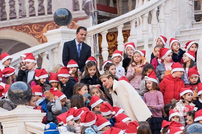 Новогодняя елка в Княжеском дворце