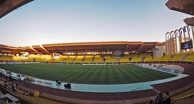 Стадион в Монако