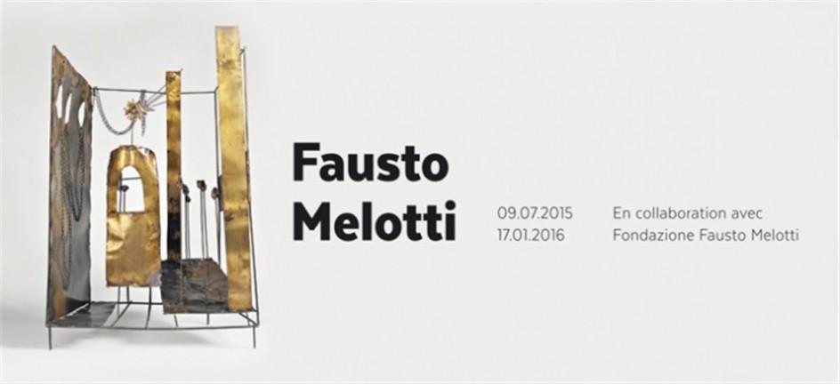 Выставка Фаусто Мелотти на Вилле Палома в Монако