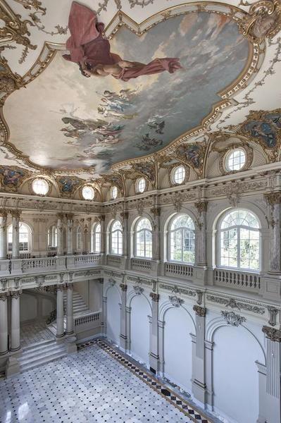 Вилла Chateau Mallet