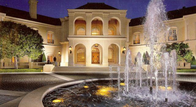 The Manor ночью