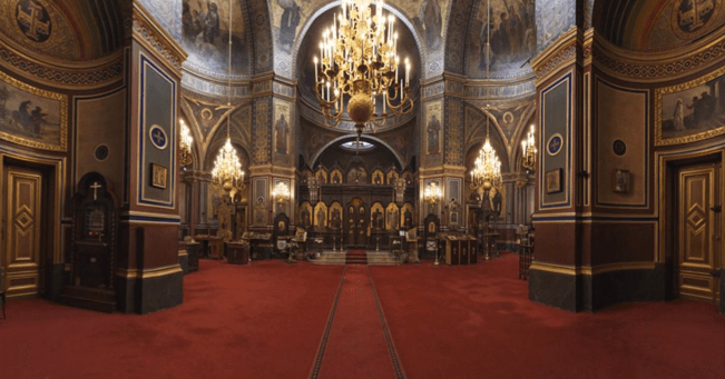 Храм Александра Невского в Париже