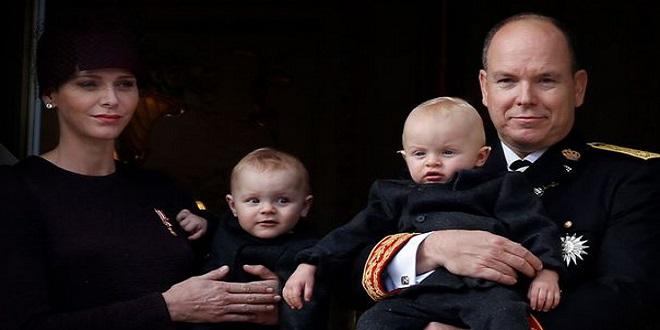 Князья с детьми