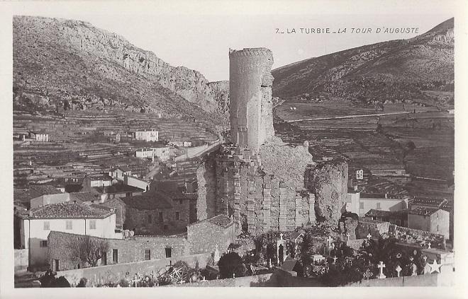 Старая фотография Ла-Тюрби