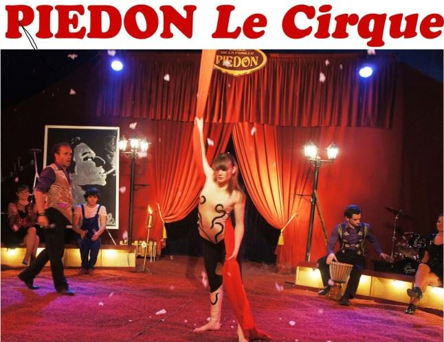 Цирк Piedon