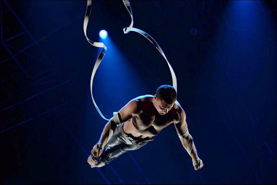 Выставка фотографий о цирке