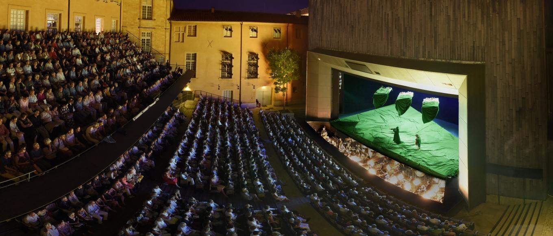 Международный фестиваль «лирического искусства» в Экс-ан-Провансе