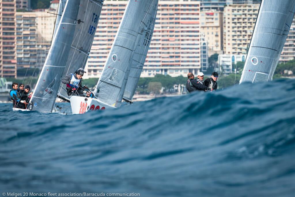 регата в монако Primo Cup-Trophée Credit Suisse - 2016