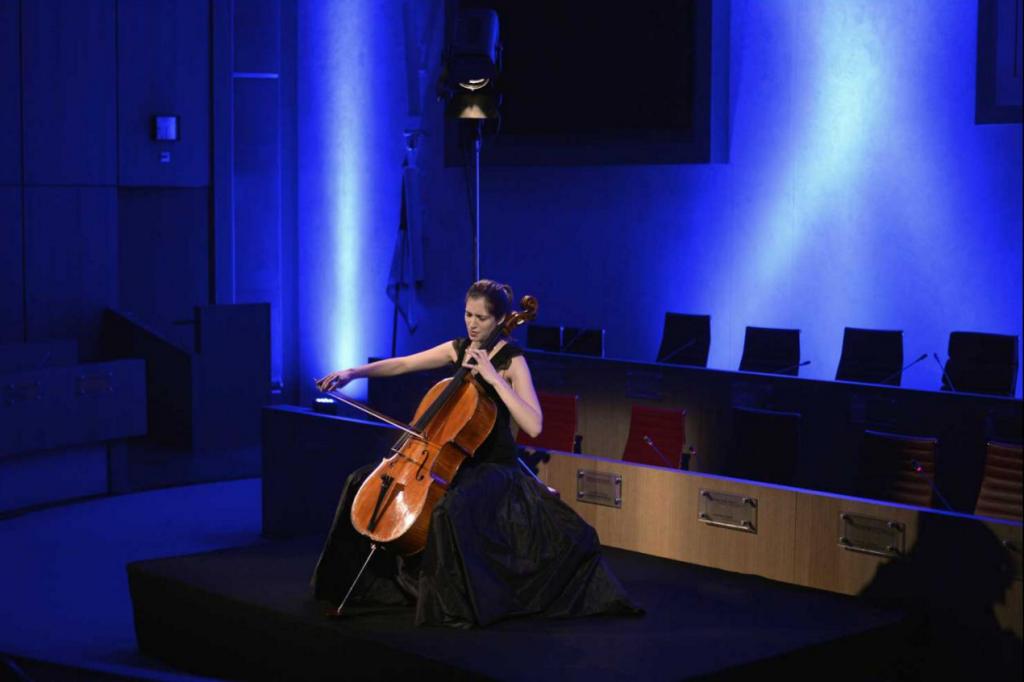 """Концерт в рамках """"Весны искусств"""" в Монте-Карло"""