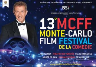 13-й фестиваль комедии в Монте-Карло