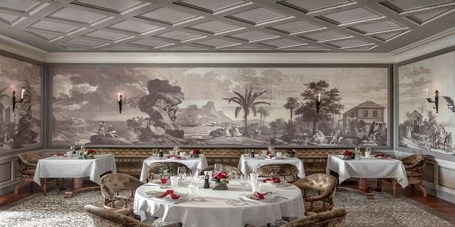 """Ресторан отеля """"Метрополь Монте-Карло"""""""