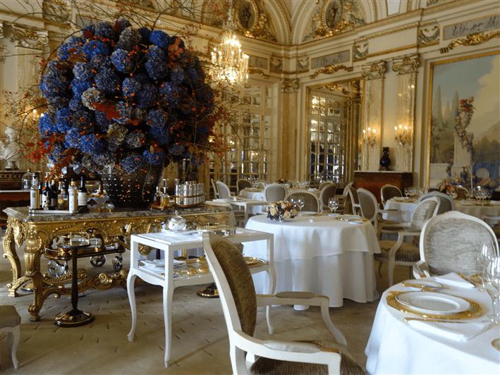 Ресторан Louis XV